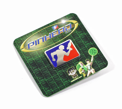 The Grid Game Pin