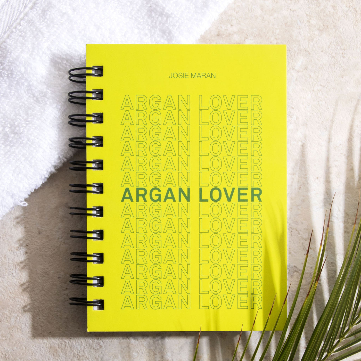 The Argan Lover Notebook