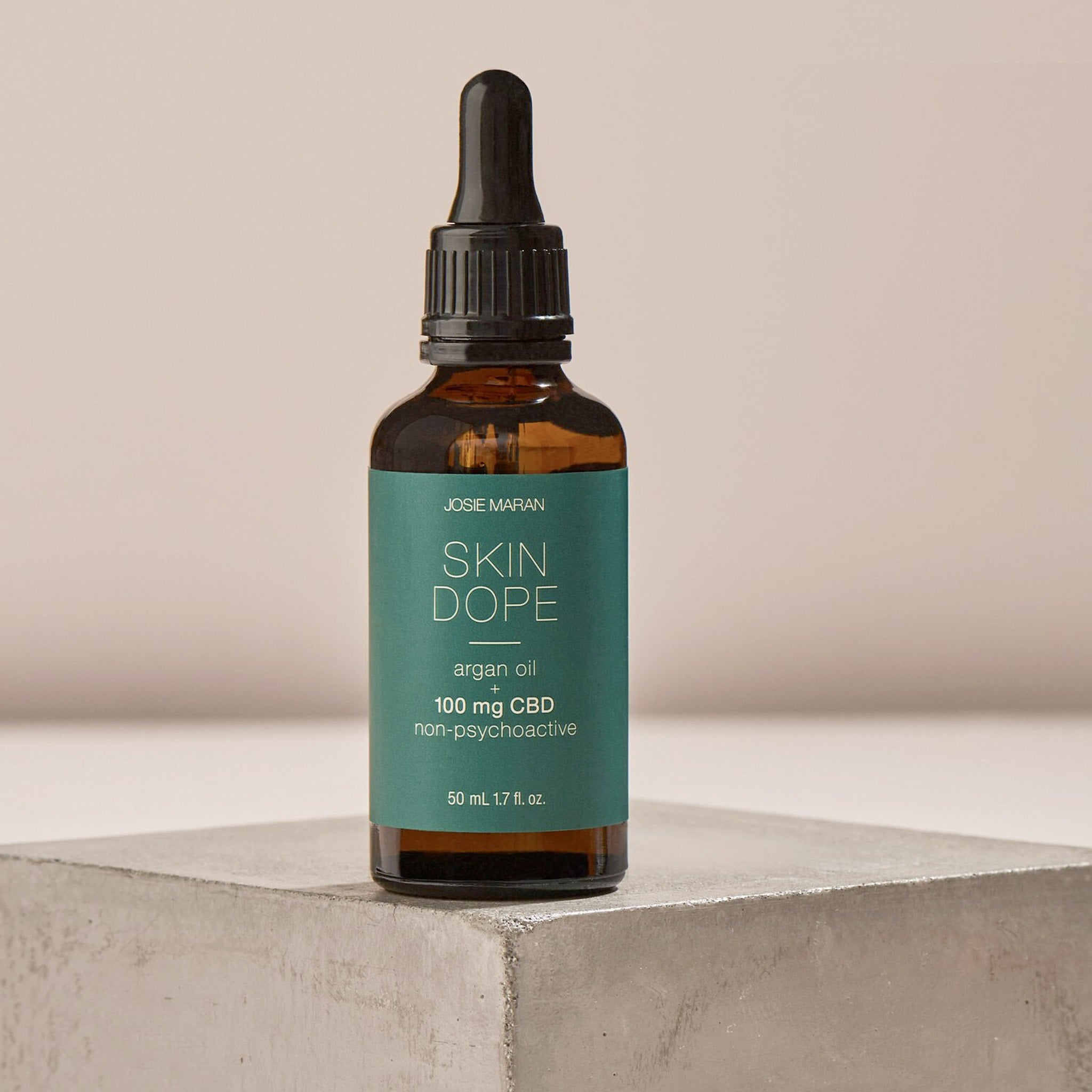 ARGAN OIL + 100 FULL-SPECTRUM OIL