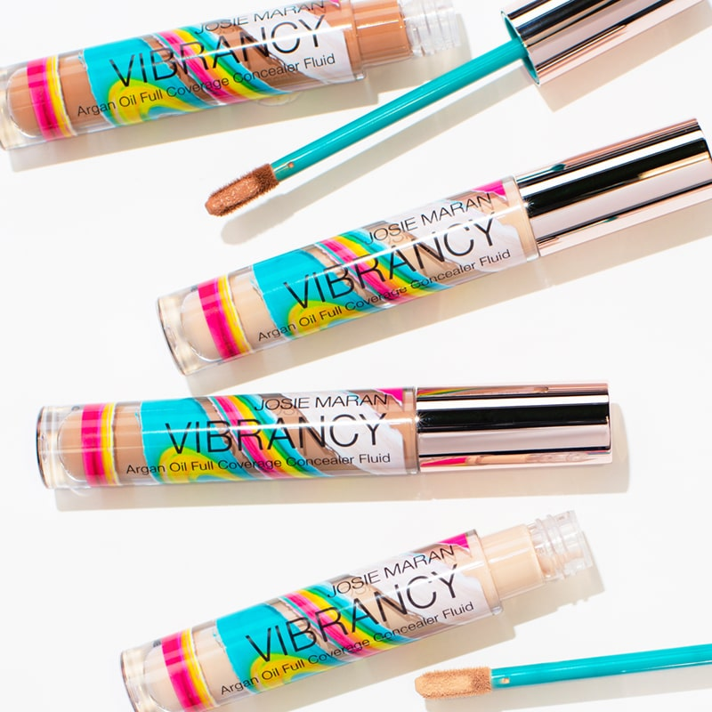 Vibrancy Argan Oil Full Coverage Concealer Fluid