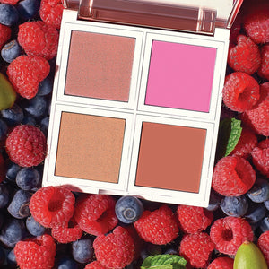 Vibrancy Argan Oil Fresh Face Paint Palette