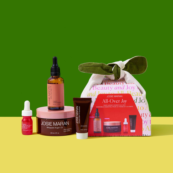 All-Over Joy Face and Body Essentials Set