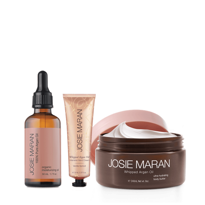 Argan Body Bliss Collection