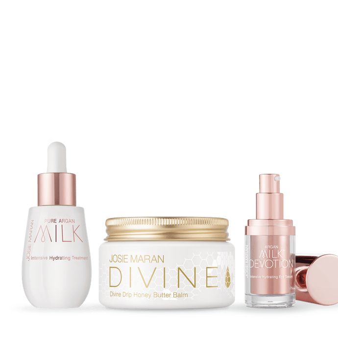 Argan Body and Skincare Set