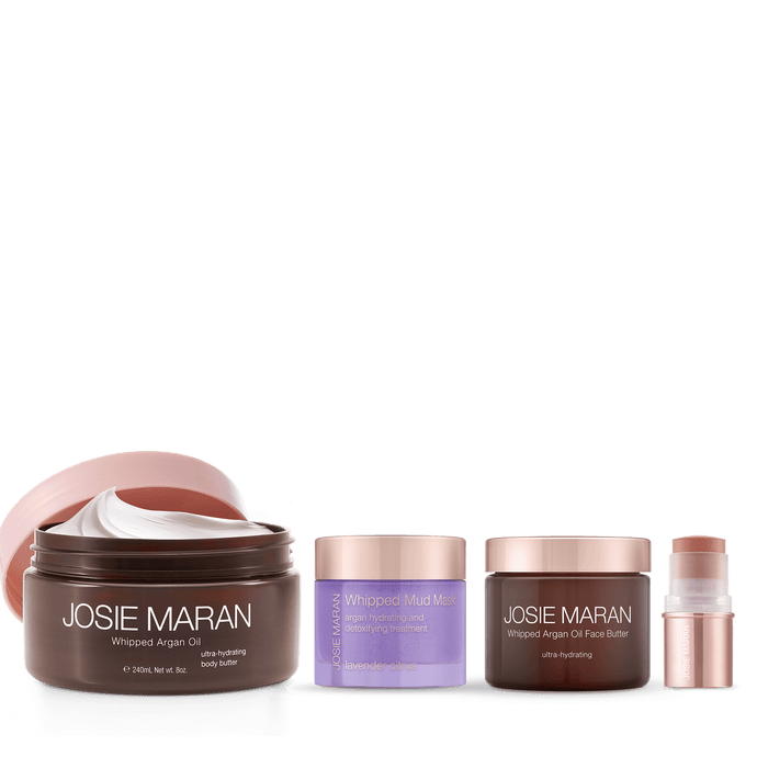 Argan Face and Body Set