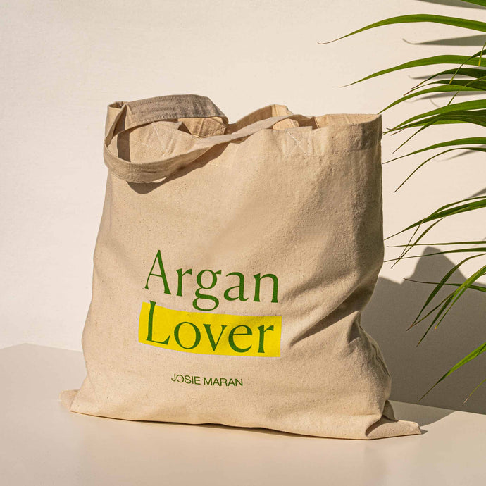 The Argan Lover Tote