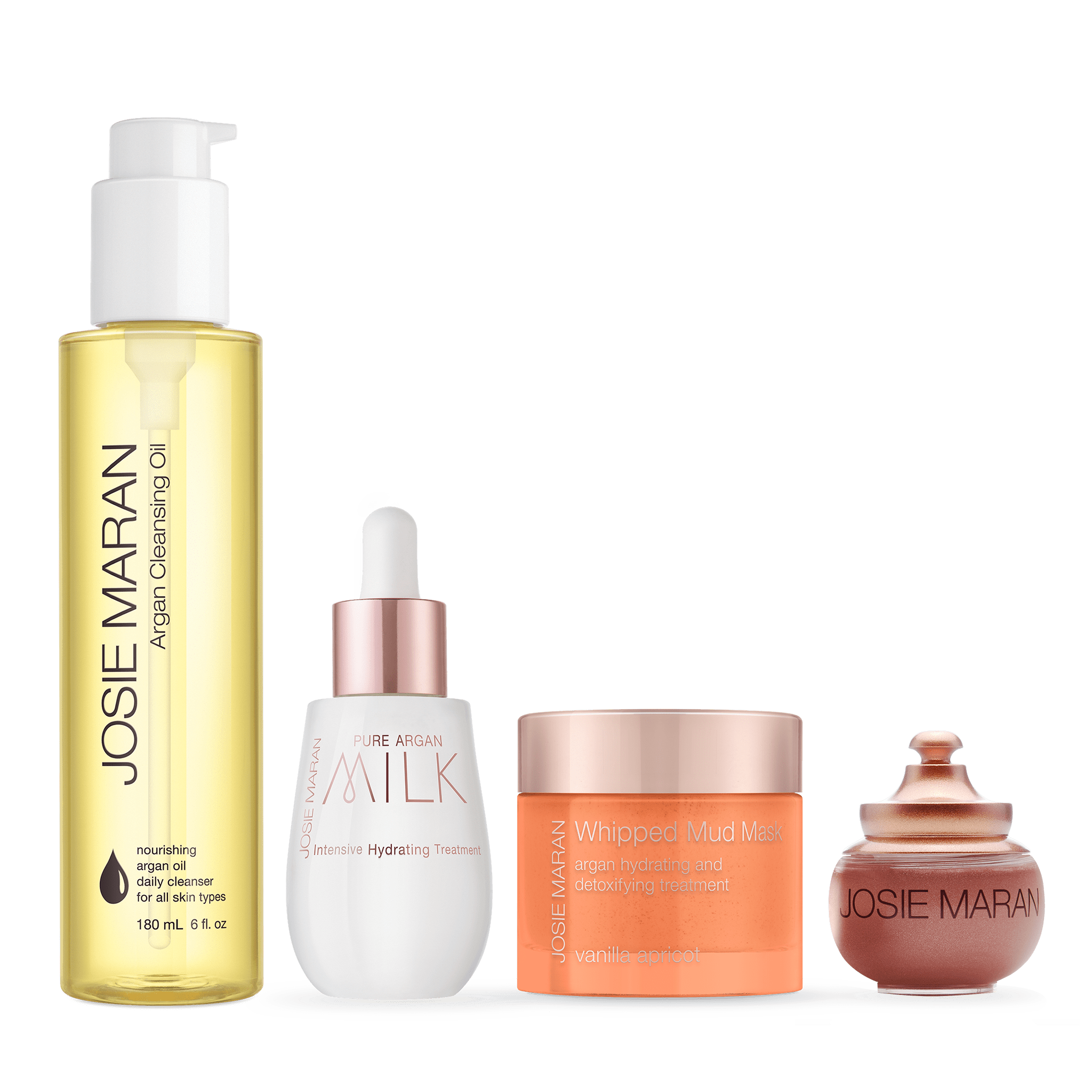 Argan Luxury  Skin Kit