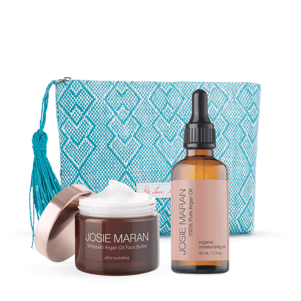Argan Firm and Nourish Power Duo