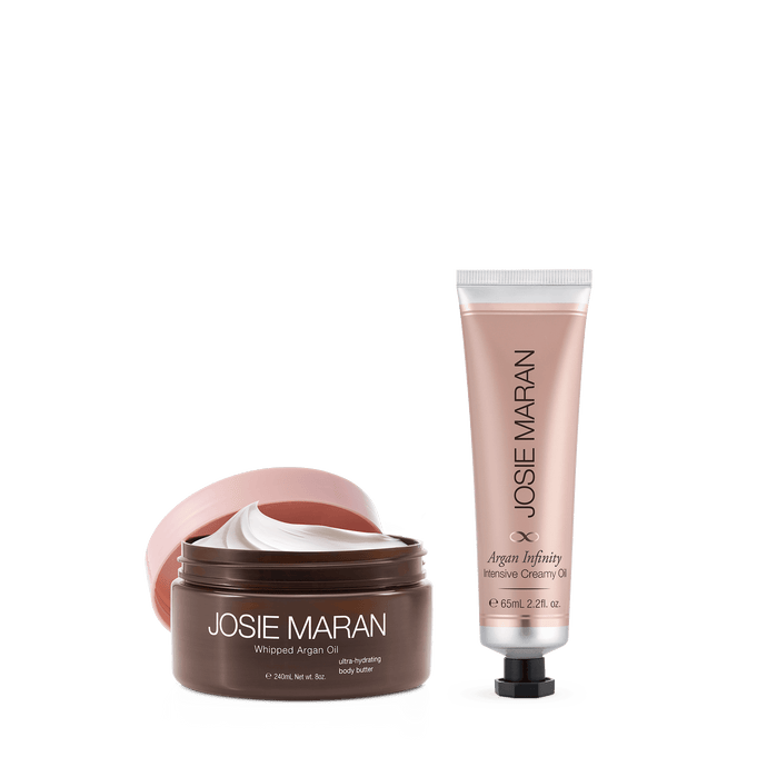 Argan Sweet Nourishment Duo