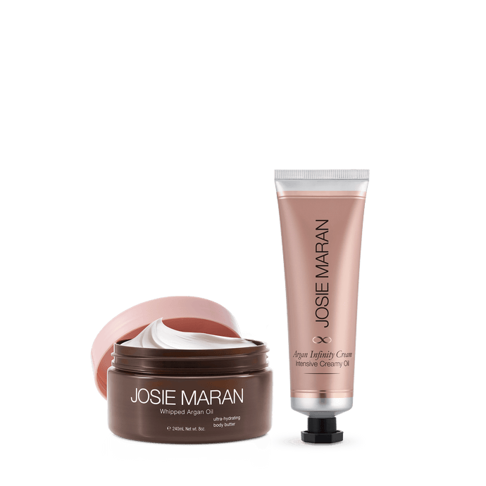 Argan Intensive Nourishment Duo