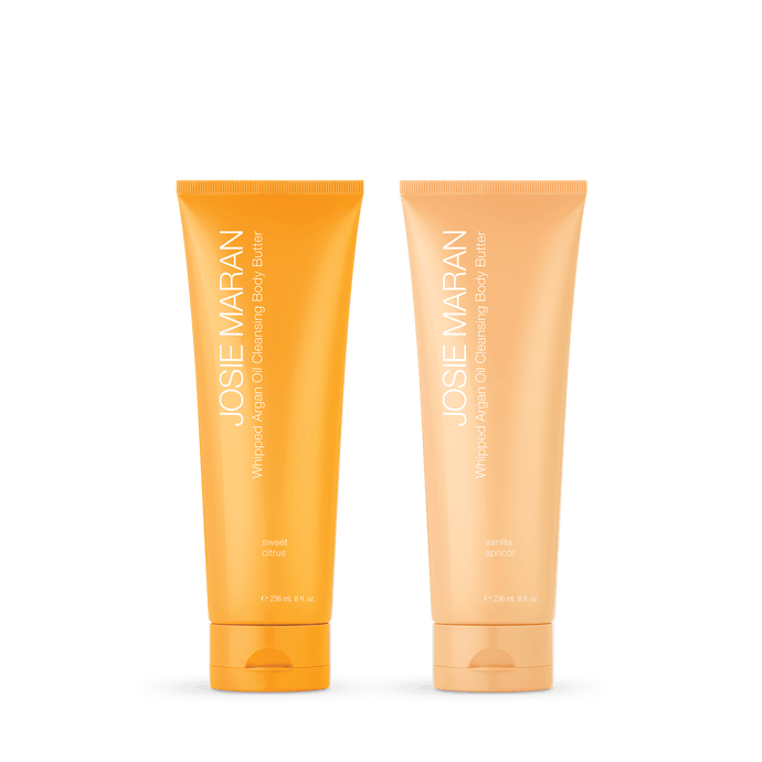 Cleansing Body Butter Duo