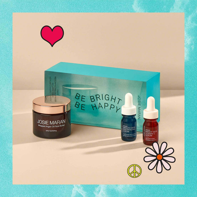 Be Bright Be Happy Serum Set