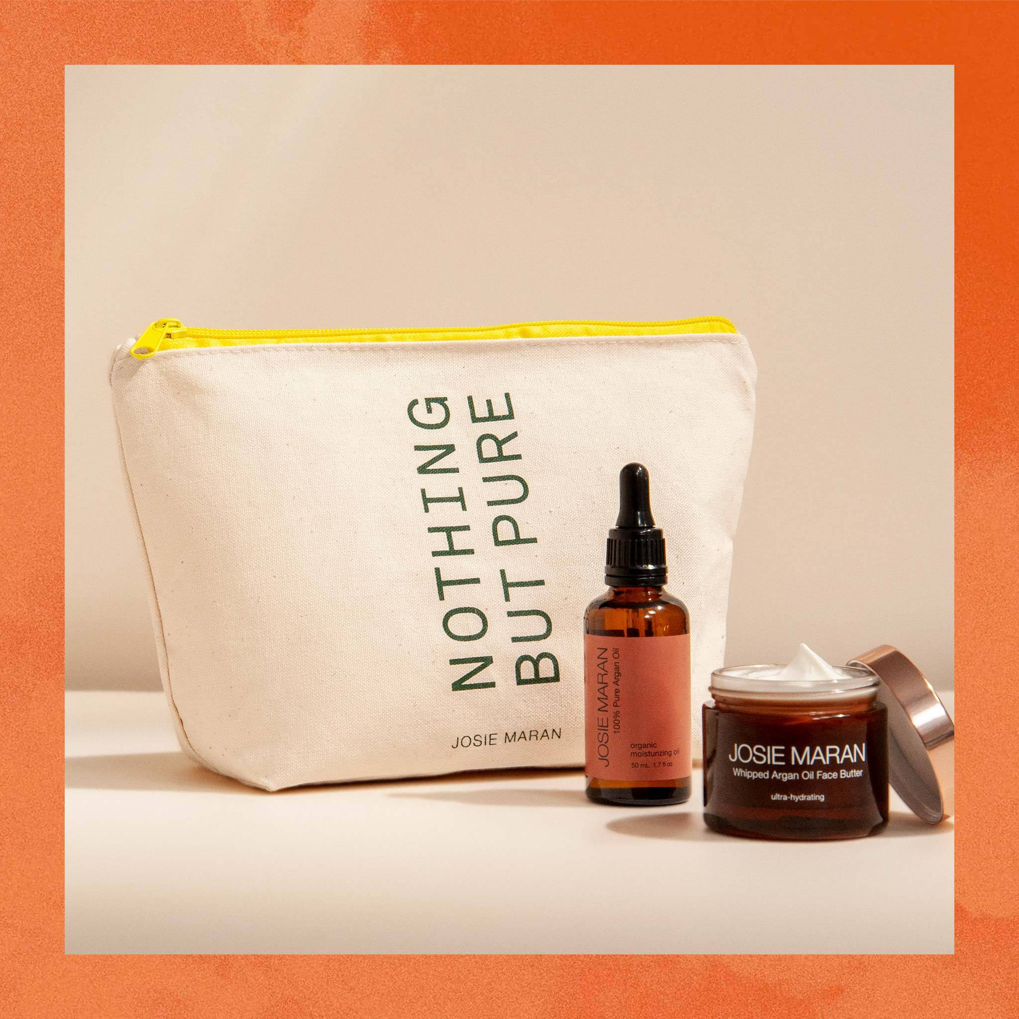 Argan Nourishing Set
