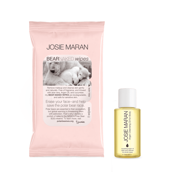 Argan Pure Cleansing Essentials