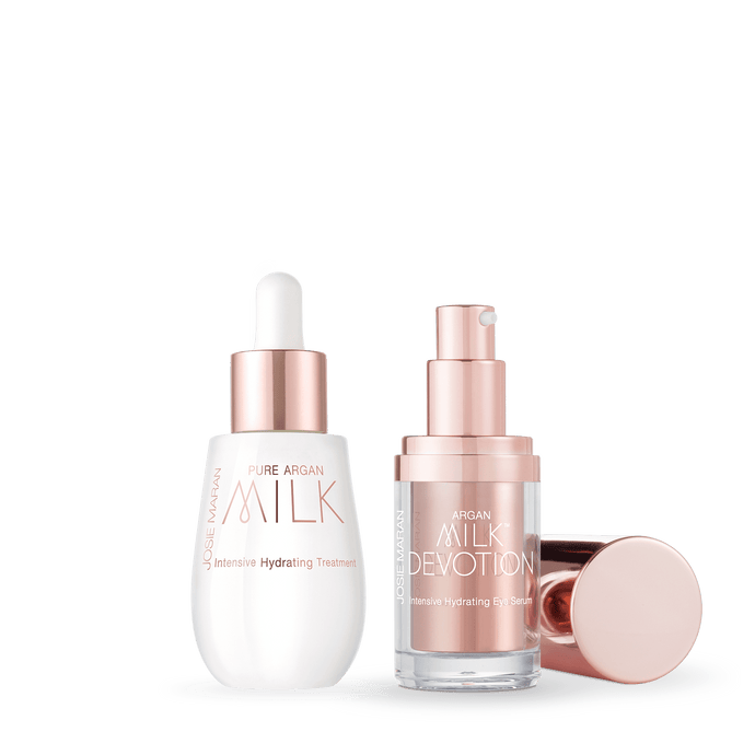 Pure Argan Milk Treatment Duo