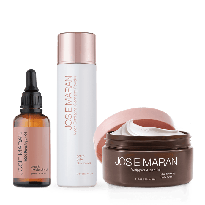 Argan Treat and Nourish Hydrating Collection
