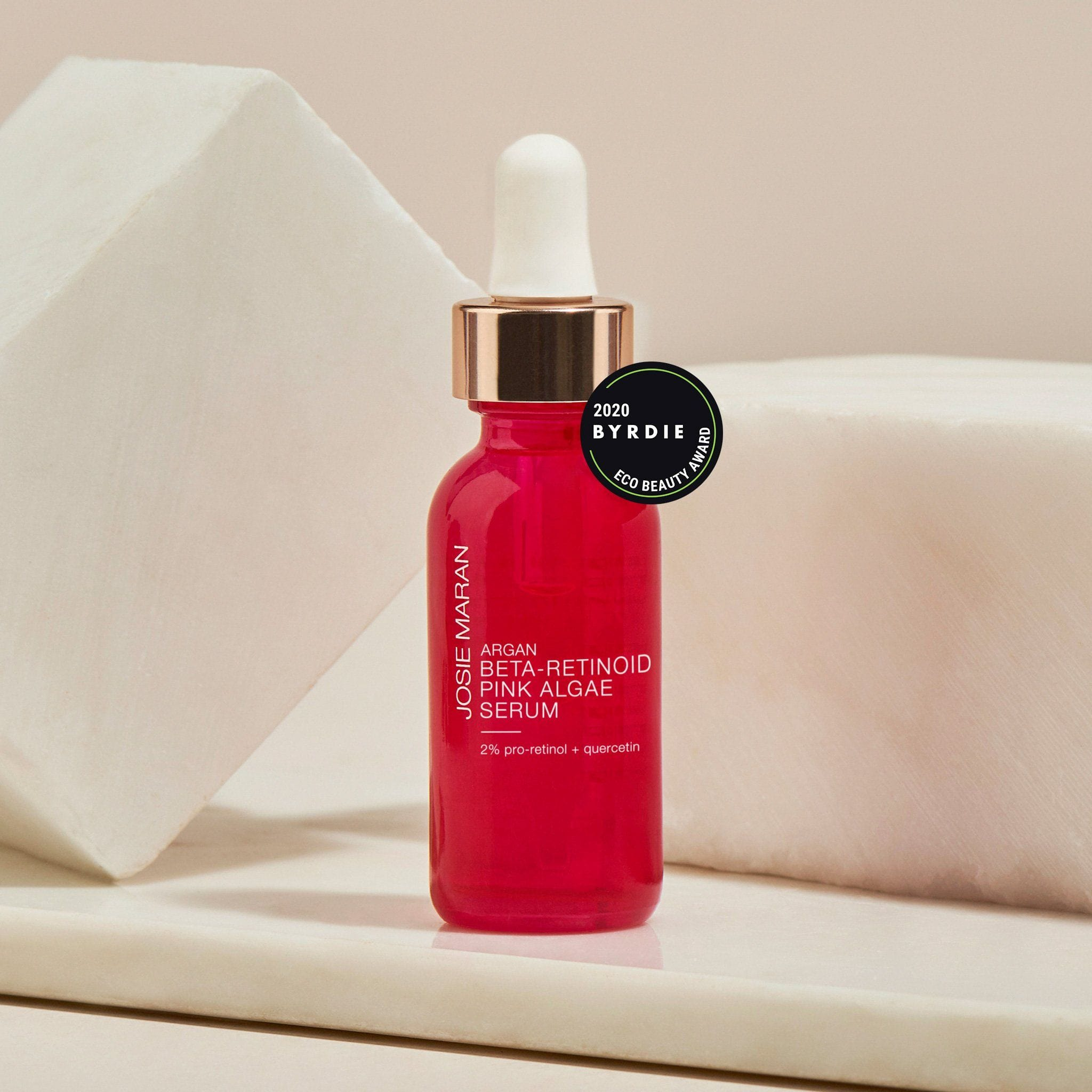 Argan Beta-Retinoid Pink Algae Serum