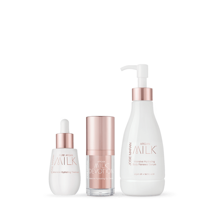 Pure Argan Milk Hydrating Trio