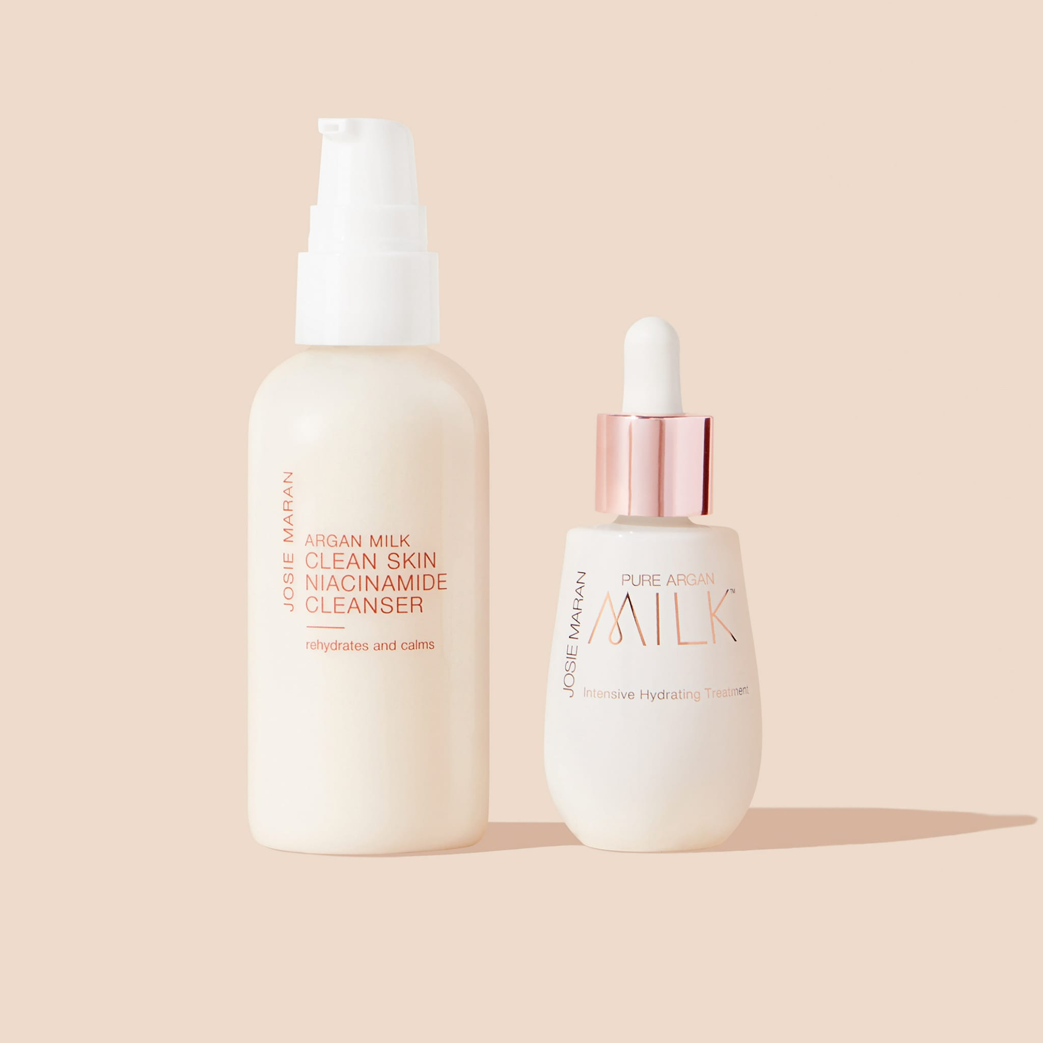 Milk Cleanse and Hydrate Duo