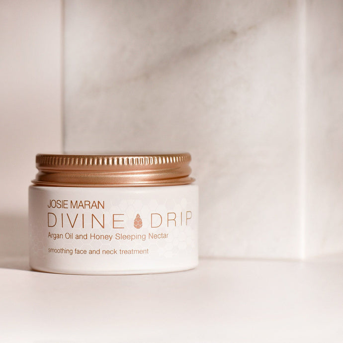Divine Drip Argan Oil and Honey Sleeping Nectar
