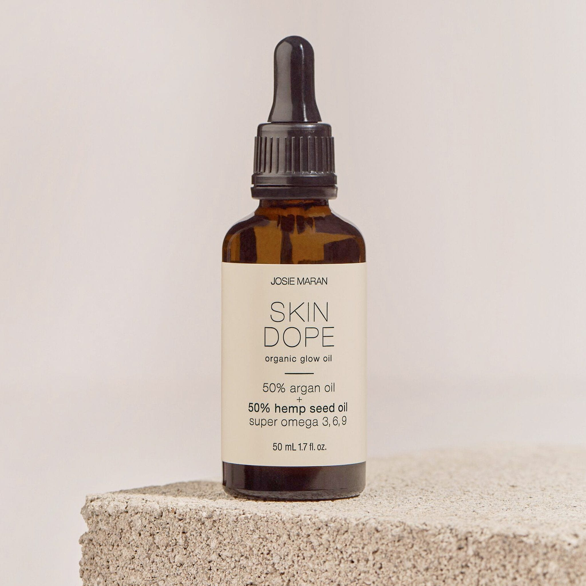 Skin Dope Argan Oil + Hemp Seed Oil