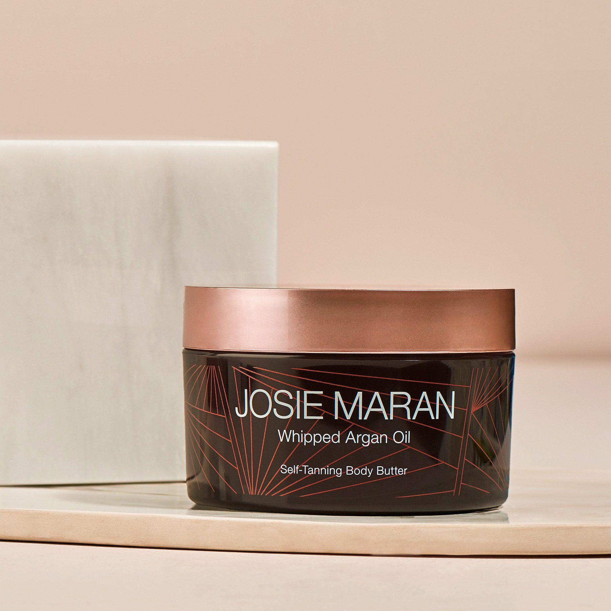Whipped Argan Oil Self-Tanning Body Butter