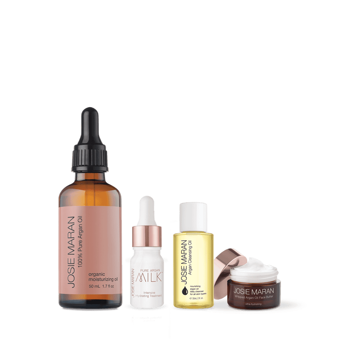 Argan Youthful Radiance Set