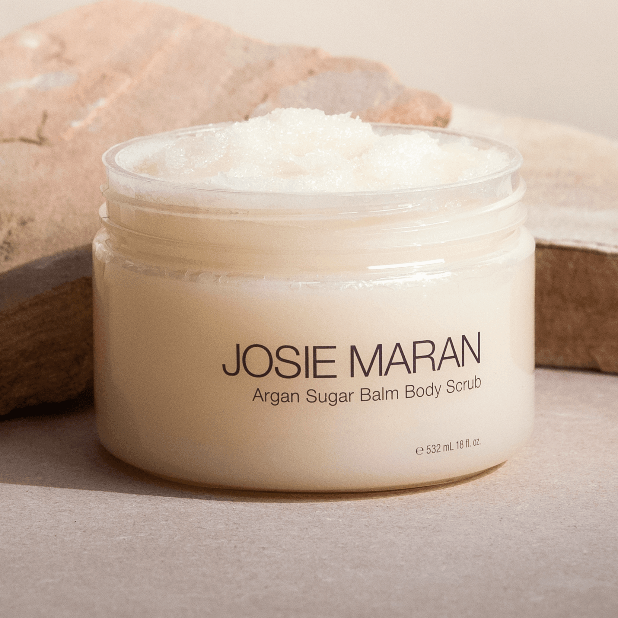 Argan Sugar Balm Body Scrub Super Size