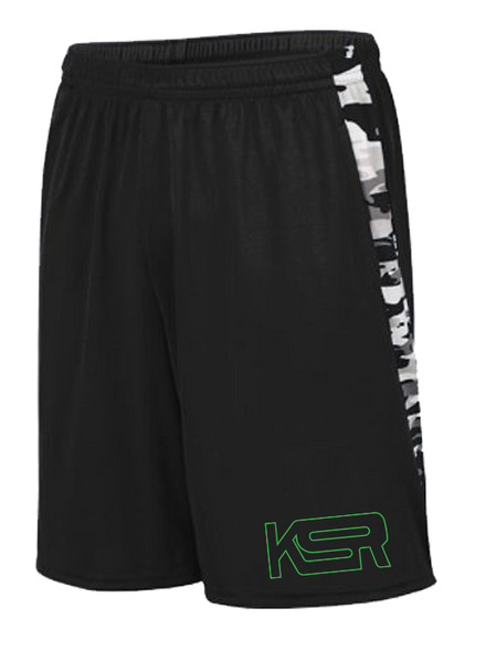 Killshot Racquetball | Performance Camo Shorts