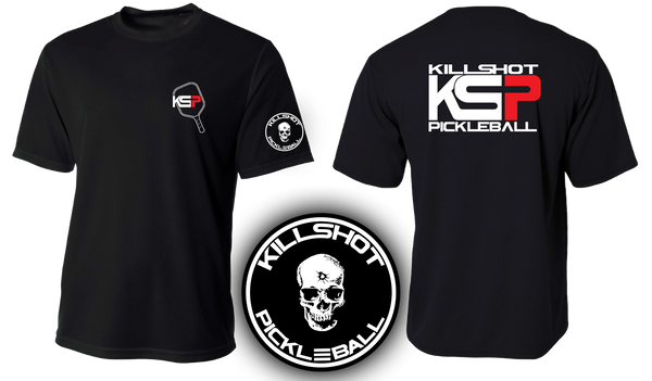 Killshot Pickleball | Pickleball KSP Performance T- Short Sleeve