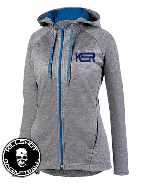 Killshot Racquetball | Ladies Hoodies