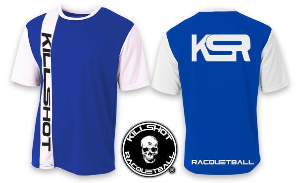 Killshot Racquetball | KSR Performance T | Striker Shirt