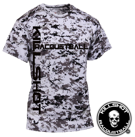 Killshot Racquetball | Performance T Camo | Digital City