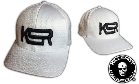 Killshot Racquetball | KSR | Flexfit Adult Athletic Mesh Cap