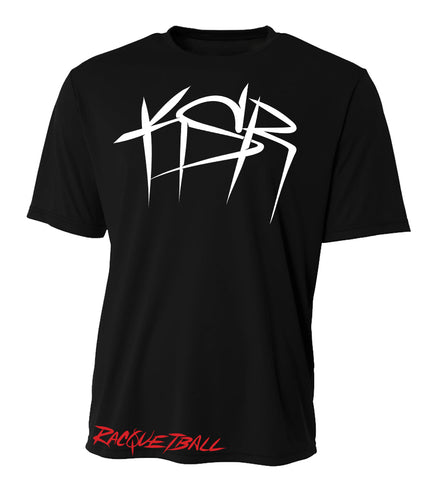 Killshot Racquetball Performance T- Short Sleeve | KSR Tribal