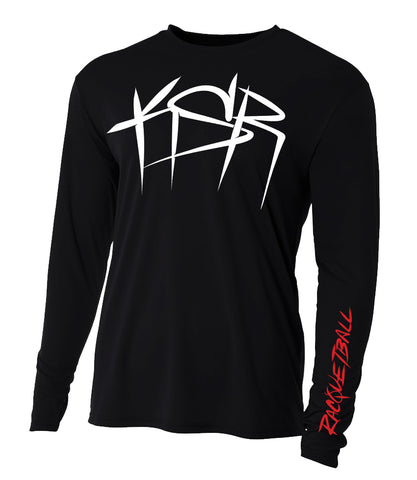 Killshot Racquetball Performance T- Long Sleeve | KSR Tribal