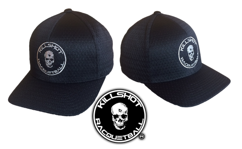 Killshot Racquetball | Flexfit Adult Athletic Mesh Cap