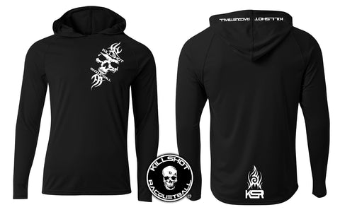 Killshot Racquetball | Performance Hoodie Tribal - Long Sleeve