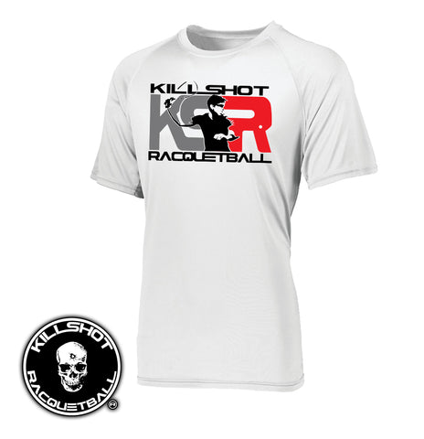 Killshot Racquetball | Major League Racquetball Performance T