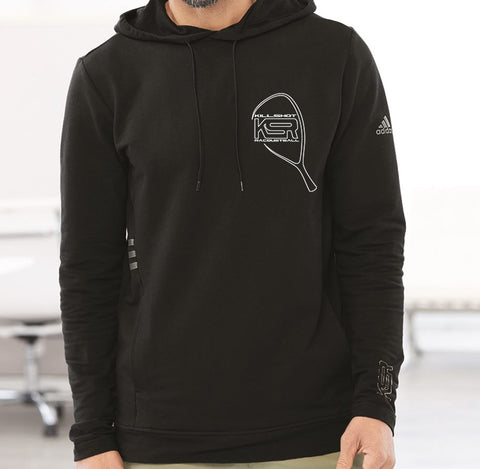 Killshot Racquetball |Adidas- Light Weight Hooded Sweat Shirt
