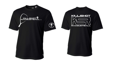 Killshot Racquetball | KSR Performance T- Short Sleeve