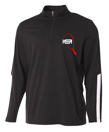 Killshot Racquetball | Tournament 1/4 Zip Jacket | KSR Racquet
