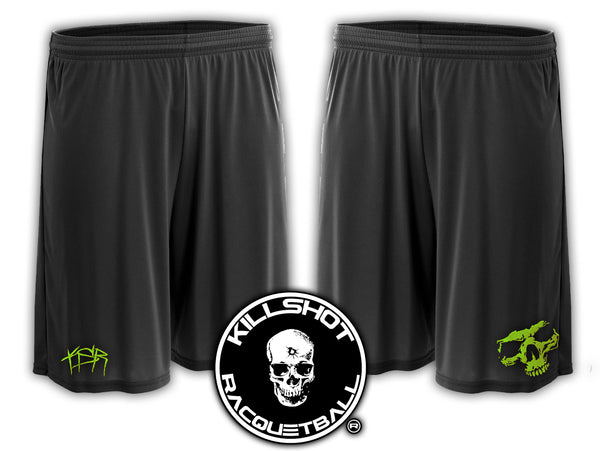 Killshot Racquetball Performance shorts | 9"