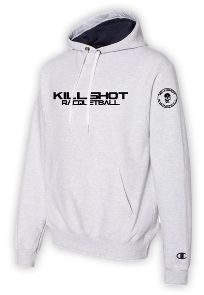 Killshot Racquetball |Champion -  Cotton Max Hooded Sweatshirt