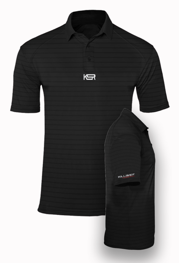Killshot Racquetball | Performance T- Polo Shirts