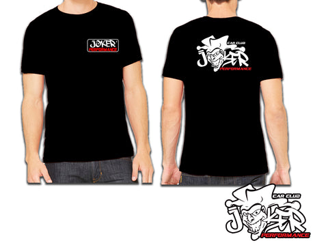 Joker Performance Wear | Car Club T Shirt
