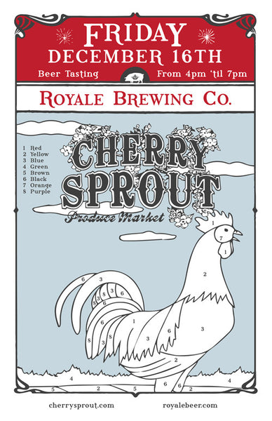 Cherry Sprout Winter Festival & Beer Tasting