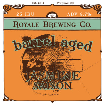 First Wednesday - Barrel Aged Release Series
