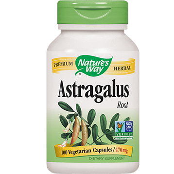 Astragalus Root 470mg #100 Nature's Way