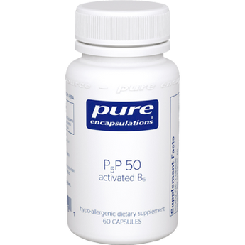 P5P 50mg (activated B6) #60